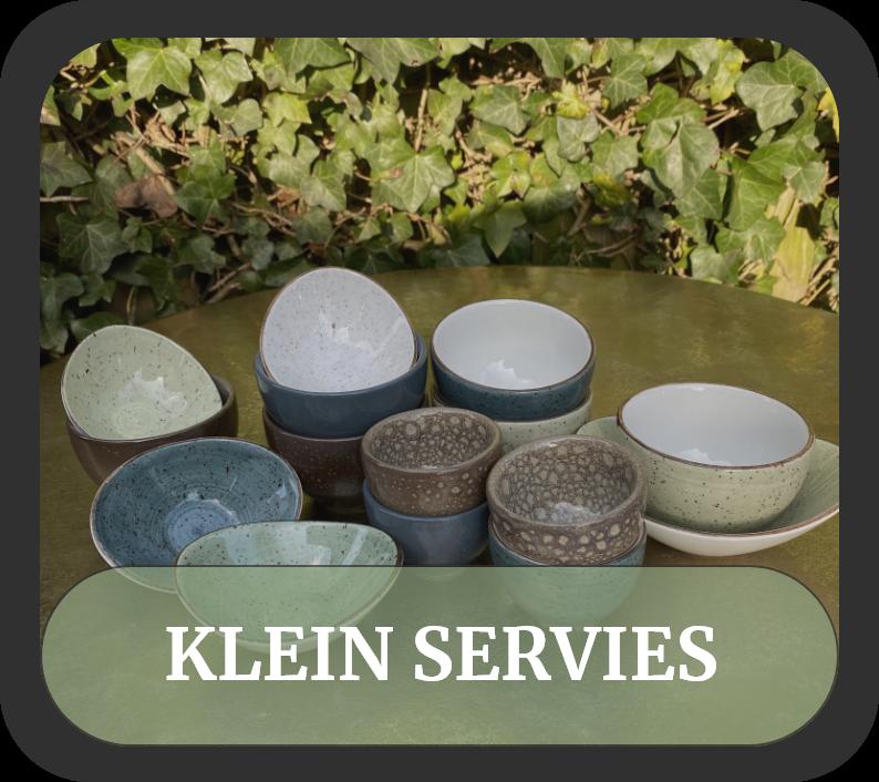 Klein Servies